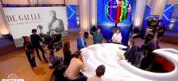"""Audiences 20h: Le JT de TF1 de Gilles Bouleau leader à 6 millions - """"Quotidien"""" sur TMC à plus de 1,7 million de téléspectateurs"""