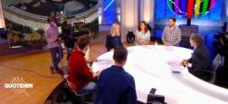 """Audiences 20h: Le JT de TF1 large leader à plus de 6,1 millions - """"Quotidien"""" sur TMC à 1,7 million - """"Un dîner presque parfait"""" de W9 faible à moins de 300.000"""