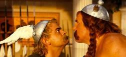 """Audiences Prime: """"Astérix"""" en tête sur TF1 à plus de 4.2 millions - Bon score pour Arte à 1.7 millions - Peu de monde devant les chaînes de la TNT"""
