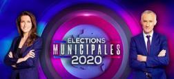 """Audiences 20h """"spéciale municipales"""": TF1 très large vainqueur de la soirée politique avec plus de 4 millions largement devant France 2 et France 3"""