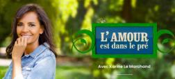 """Audiences Prime: Le lancement de """"L'amour est dans le pré"""" sur M6 leader mais talonné par France 2 - """"Clem"""" ne se place qu'à la 3e place pour son retour sur TF1 - France 5, W9 et TMC au-dessus du million"""