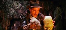 """Audiences Prime: Indiana Jones sur M6 devant la série """"The Resident"""" pour son retour en inédit sur TF1 - """"Nina"""" faible sur France 2 battue par France 3 - Arte au-dessus du million"""