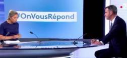 Audiences 20h: Moins de 200.000 téléspectateurs d'écart entre le JT de TF1 et celui de France 2 avec Olivier Véran, le ministre de la Santé en invité