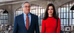 """Audiences Prime: """"Le nouveau stagiaire"""" sur TF1 leader à 4,8 millions - France 3 devant France 2 et M6 - France 5, Arte et C8 au-dessus du million"""