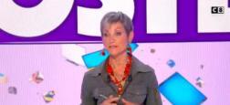 """Audiences 20h: Plus 6 millions pour le JT de TF1 - """"Quotidien"""" à près de 2 millions sur TMC - TPMP présenté par Isabelle Morini-Bosc au million sur C8"""