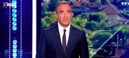 """Audiences Avant 20h: """"50 Min Inside"""" sur TF1 parvient à dépasser le 19/20 de France 3 mais reste derrière """"N'oubliez pas les paroles"""" sur France 2"""