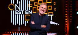 """Audiences 2e PS : Léa Salamé et Laurent Ruquier en recul avec 720.000 téléspectateurs pour """"On est en direct sur France 2 - Le doc d'M6 s'effondre battu par 2 chaînes de la TNT"""