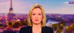Audiences 20h: Le 20h de TF1 s'envole à plus de 7 millions avec Audrey Crespo-Mara - Laurent Delahousse puissant également sur France 2 à 5,4 millions
