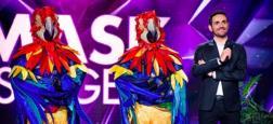 Audiences Prime: Mask Singer domine largement la soirée avec plus de 5 millions sur TF1 face au rugby sur France 2 et une redif de Magellan sur France 3