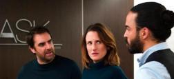 """Audiences Prime: La série """"Dix pour cent"""" sur France 2 leader à 3,7 millions - """"Grey's Anatomy"""" sur TF1 battue par """"Le Meilleur Pâtissier"""" d'M6 - Carton pour le film de TMC"""