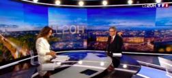 Audiences 20h: Plus de 8,2 millions de téléspectateurs hier soir pour Anne-Claire Coudray sur TF1 avec les élections américaines et l'annonce de Jean-Luc Mélenchon en direct