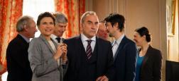 """Audiences Prime: Le téléfilm de France 3 leader à 4,8 millions - Le retour de """"Prodiges"""" sur France 2 à 2,5 millions - TF1 n'est que 4e - Le foot sur W9 au-dessus du million"""