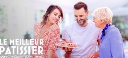 """Audiences Prime: """"Le meilleur pâtissier"""" sur M6 leader d'une courte tête devant """"New Amsterdam"""" sur TF1 - France 2 à 2,7 millions - Arte en forme à 1,4 million"""