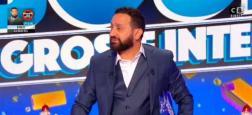 Audiences 20h: Cyril Hanouna sur C8 se rapproche encore de Quotidien sur TMC avec moins de 250.000 téléspectateurs d'écart entre les deux programmes hier soir