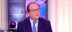 Audiences 20h: TF1 attire un million de téléspectateurs de plus pour son journal que France 2 - Plus de 2,1 millions de téléspectateurs pour François Hollande dans Quotidien sur TMC