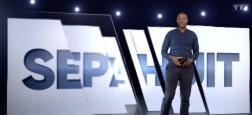 """Audiences Avant 20h: """"Sept à Huit"""" passe la barre des 4 millions de téléspectateurs sur TF1 laissant très loin derrière ses concurrents de l'access"""