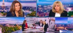 Audiences 20h: Invitée d'Anne-Claire Coudray au journal de TF1, Brigitte Macron attire plus de 8 millions de téléspectateurs hier soir