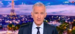 Audiences 20h: Les journaux de TF1 et de France 2, une nouvelle fois entre 5 et 6 millions de téléspectateurs - Quotidien sur TMC et TPMP sur C8 faibles car en best-of hier soir