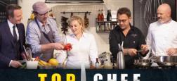 """Audiences Prime: TF1 leader avec la série """"Doc"""" mais talonnée par le succès du lancement de la nouvelle saison de """"Top Chef"""" sur M6 - France 2 à 3,1 millions - Le film d'Arte devant France 3"""