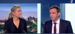 Audiences 20h: Malgré la présence du Ministre Olivier Véran, le journal de France 2 est battu par plus d'un million de téléspectateurs par le journal de TF1