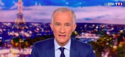 """Audiences 20h: Un million d'écart entre les journaux de TF1 et de France 2 - """"Quotidien"""" sur TMC repose au dessus des 2 millions  et TPMP reste fort sur C8 à plus de 1,5 million"""