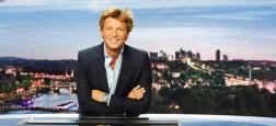 Audiences 20h: Anne-Claire Coudray conserve la tête avec son journal sur TF1 devant Laurent Delahousse sur France 2 avec un million de téléspectateurs d'écart