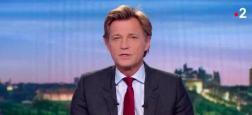 """Audiences 20h: Seulement 400.000 téléspectateurs d'écart hier soir entre les journaux de TF1 et de France 2 - """"Scènes de ménages"""" à 4,5 millions sur M6"""