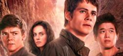 """Audiences Prime: """"Le labyrinthe : la terre brûlée"""" sur TF1 battu par la série de France 3 - La demi-finale de """"Pékin Express"""" sur M6 et le film de France 2 à égalité à 2,8 millions"""