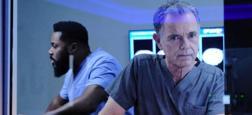 """Audiences Prime: Mauvaise soirée pour TF1 avec """"The Resident"""" battu par """"Top Chef"""" sur M6 et par la nouvelle série de France 2 - Arte et TFX au-dessus du million"""