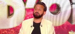 """Audiences 20h: Coup dur pour le journal de France 2 qui tombe à moins de 3,5 millions - Cyril Hanouna fini en fanfare sur C8 à égalité avec """"Quotidien"""" sur TMC"""
