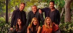 """Audiences Prime: L'épisode spécial de """"Friends"""" sur TF1 à égalité avec la série de France 3 à moins de 4 millions - Flop pour """"Domino challenge"""" sur M6 à 1.6 million"""