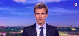 Audiences 20h: Le journal de Julien Arnaud leader sur TF1 mais celui de Jean-Baptiste Marteau sur France 2 se rapproche avec moins de 700.000 d'écart