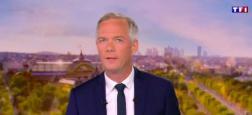 """Audiences 20h: Plus de 5,5 millions pour le journal de TF1 avec Julien Arnaud - """"Touche pas à mon poste"""" frôle 1,6 million de téléspectateurs sur C8"""