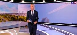 Audiences 20h: Les journaux de Julien Arnaud sur TF1 et de Jean-Baptiste Marteau sur France 2 entre 4,1 et 4,8 millions de téléspectateurs hier soir