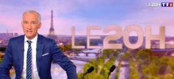 """Audiences 20h: Seulement 500.000 téléspectateurs hier soir entre les journaux de TF1 et de France 2 - """"C à vous-La suite"""" à plus de 600.000 sur France 5"""