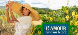 """Audiences Prime: """"L'amour est dans le pré"""" sur M6 leader à 4,1 millions - """"Joséphine"""" sur TF1 battue également par le téléfilm de France 2 - Arte et W9 devant le doc de France 3"""