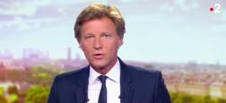 Audiences 20h: Laurent Delahousse sur France 2 se rapproche de Anne-Claire Coudray sur TF1 avec 600.000 téléspectateurs d'écart entre les 2 journaux