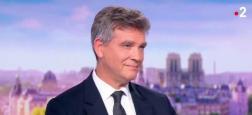 Audiences 20h: Avec Arnaud Montebourg, le journal de France 2 tombe à 4,2 millions soit 2 millions de moins que celui de TF1 avec Anne-Claire Coudray