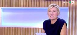 """Audiences Avant 20h: Personne ne dépasse les 3 millions de téléspectateurs en acces - """"C à vous"""" sur France 5 parvient à repasser au-dessus du million"""