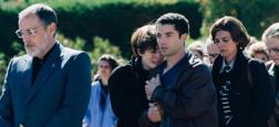 """Audiences Prime: La série de TF1 sur l'affaire Grégory battue par """"L'amour est dans le pré"""" sur M6 - France 2 à 3,4 millions - """"Secrets d'Histoire"""" sur France 3 faible"""