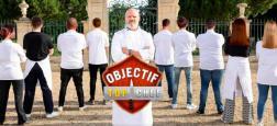 """Audiences Avant 20h: """"Demain nous appartient"""" seul programme à passer les 3 millions sur TF1 - """"Objectif Top Chef"""" sous le million sur M6"""
