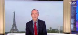 """Audiences 20h: Plus de 5,3 millions pour le journal de Gilles Bouleau sur TF1 - """"Quotidien"""" avec Michael Youn puissant sur TMC à plus de 1,6 million"""