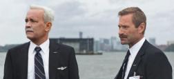 """Audiences Prime: """"Sully"""" sur TF1 large leader à 4 millions - Le film de France 2 à 2,9 millions - """"Murdoch"""" sur France 3 et """"Capital"""" sur M6 dans un mouchoir de poche"""