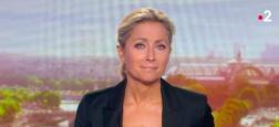 """Audiences 20h: L'écart entre les journaux de TF1 et de France 2 se resserre avec 700.000 d'écart - """"Quotidien"""" sur TMC grimpe à plus de 1,6 million"""