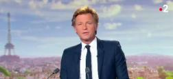 Audiences 20h: Anne-Claire Coudray à plus de 5,3 millions de téléspectateurs sur TF1 face à Laurent Delahousse sur France 2 à 4,5 millions