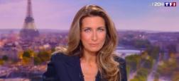 """Audiences 20h: Les journaux ne dépassent pas les 5 millions sur TF1 et France 2 - """"Quotidien"""" sur TMC et TPMP sur C8 séparés de seulement 100.000 téléspectateurs"""