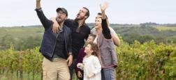 """Audiences Prime: Le téléfilm de TF1 """"A tes côtés"""" leader à 4,3 millions - """"L'amour est dans le pré"""" sur M6 à 3,8 millions - France 2 et France 3 faibles"""