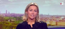 """Audiences 20h: Anne-Sophie Lapix retrouve des couleurs sur France 2 et se rapproche de Gilles Bouleau sur France 2 - """"C à vous - La suite"""" approche 600.000 sur France 5"""