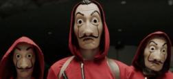 """Netflix: Les producteurs de """"La Casa de papel"""" annoncent avoir trouvé """"une idée merveilleuse"""" pour la troisième saison  - Video"""
