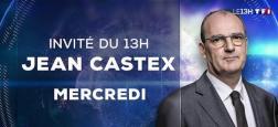Audiences - Plus de 6 millions de téléspectateurs ont regardé mercredi l'interview du Premier ministre Jean Castex, qui était l'invité du 13H de TF1